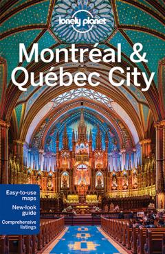 Montreal & Quebec City - 55149