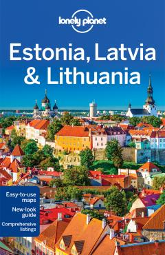 Estonia, Latvia & Lithuania - 55226
