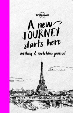 Lonely Planet Writing & Sketching Journal - 55264