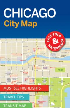 Chicago City Map - 55284