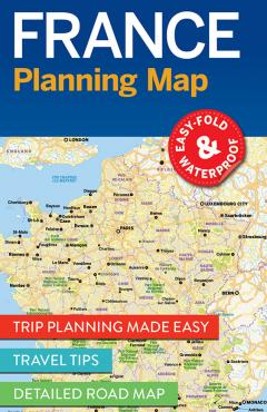 France Planning Map - 55311