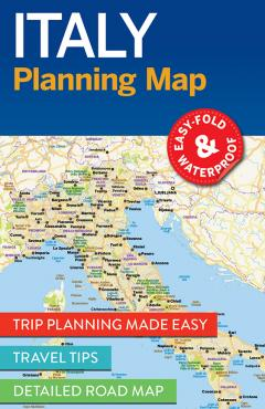 Italy Planning Map - 55312