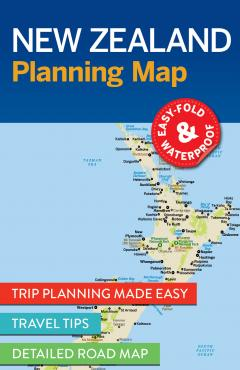 New Zealand Planning Map - 55313