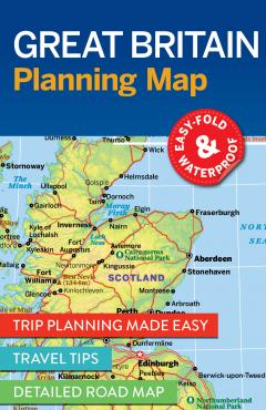 Great Britain Planning Map - 55326