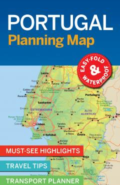 Portugal Planning Map - 55430