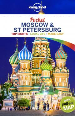 Moscow & St. Petersburg - Pocket - 55435