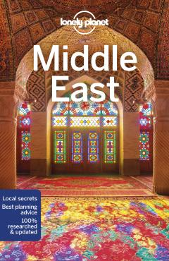 Middle East - 55438