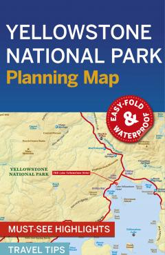 Yellowstone NP Planning Map - 55484