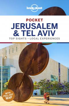 Jerusalem & Tel Aviv - Pocket - 55512