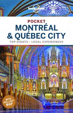 Montreal & Quebec  City  - Pocket - 55545
