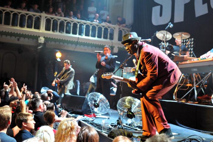 Coventry band the Specials fused ska and new wave and still perform live -© Dimitri Hakke - Getty Images
