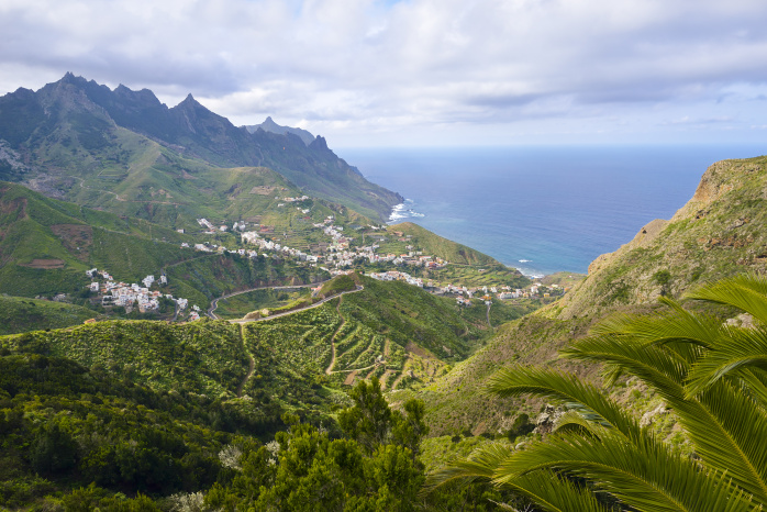 East Coast Tenerife-Anaga Mountains, Taganana©Westend61/Getty Images