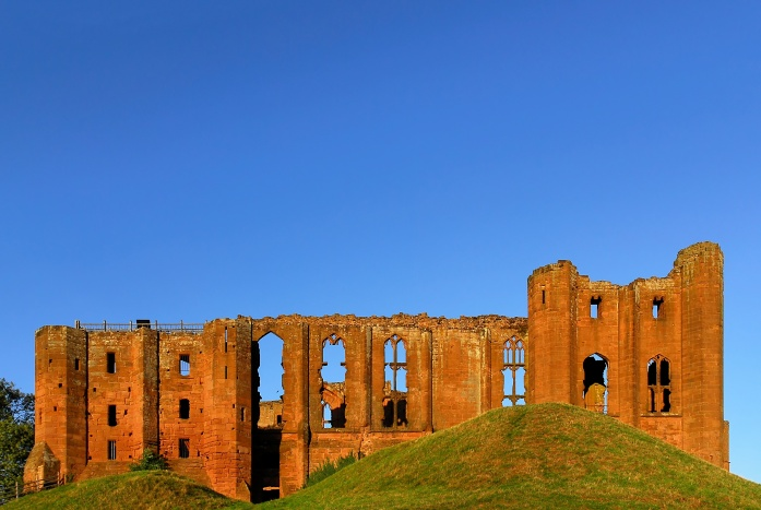 Kenilworth Castle was besieged for six months in 1266 -©ADi G - Shutterstock