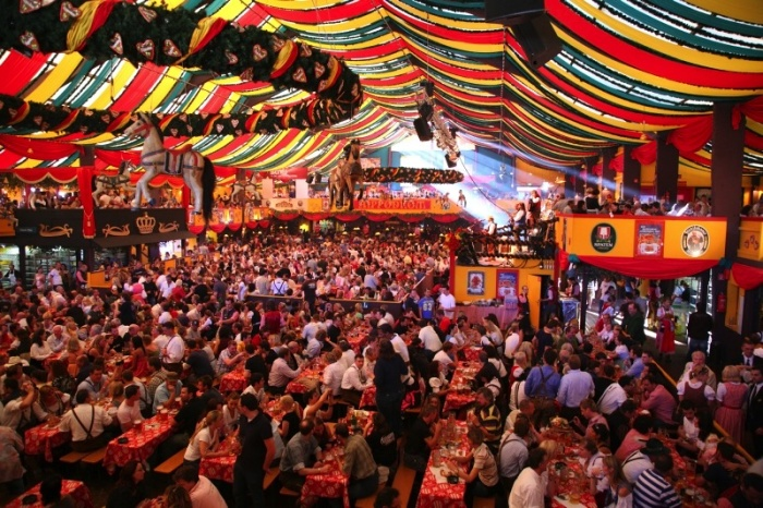 Mnichovský Octoberfest ©Pavel L Photo and Video/Shutterstock