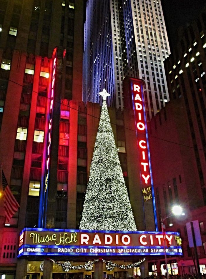 New York Radio City Music Hall