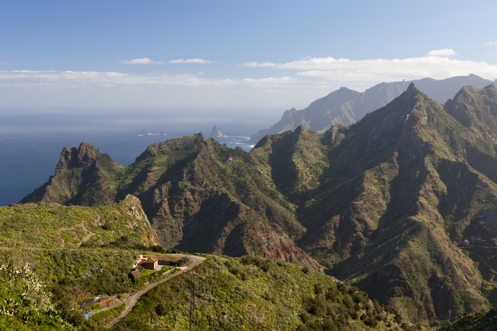 The Anaga Peninsula, in the northeast of the island, is known for its off-the-beaten-track activities, with plenty of hikes and dramatic views © Reinhard Dirscherl - Getty Images