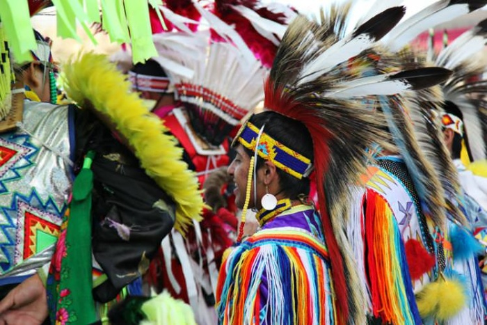 Witness an explosion of colour at the Gathering of Nations, Albuquerque. © aceshot1 / Shutterstock.jpg